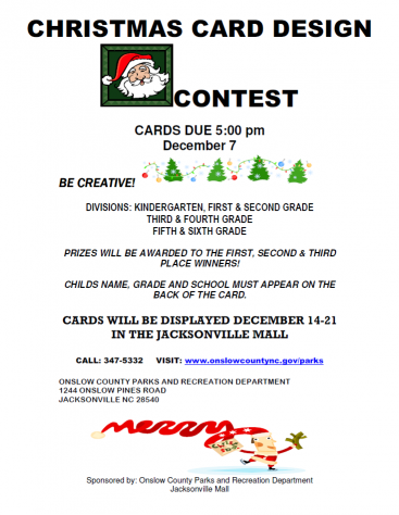 ChristmasCardContestFlyer