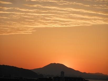 いつかの夕陽