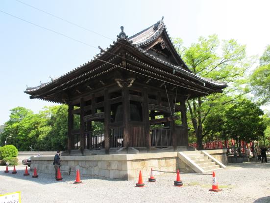 方廣寺鐘楼