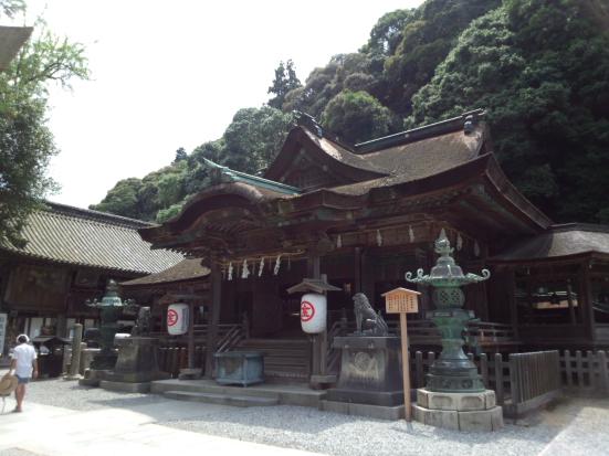 三穂津姫社
