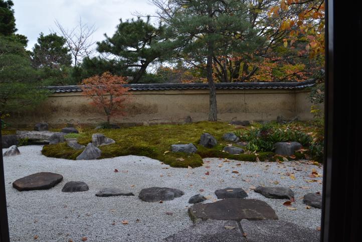 禅居庵庭園