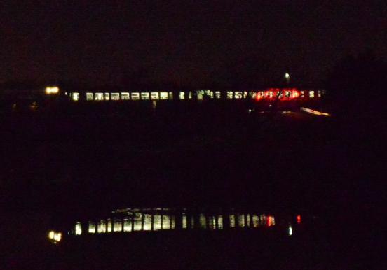 夜汽車とシグナル