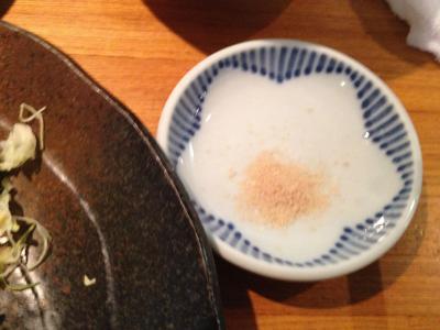 庄内浜で作られた藻塩