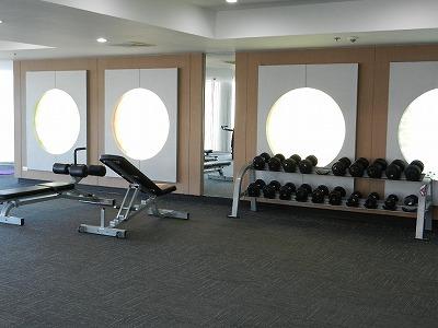 mercure gym