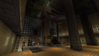 トラップタワー下部2
