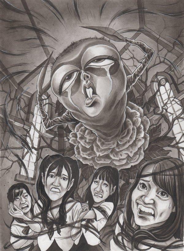 AKB48峯岸みなみの風刺漫画