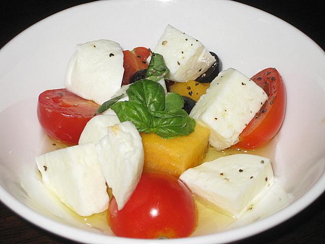 kapre-salad