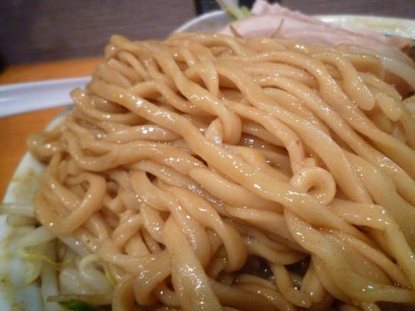 12年7月14日 豚星。 麺