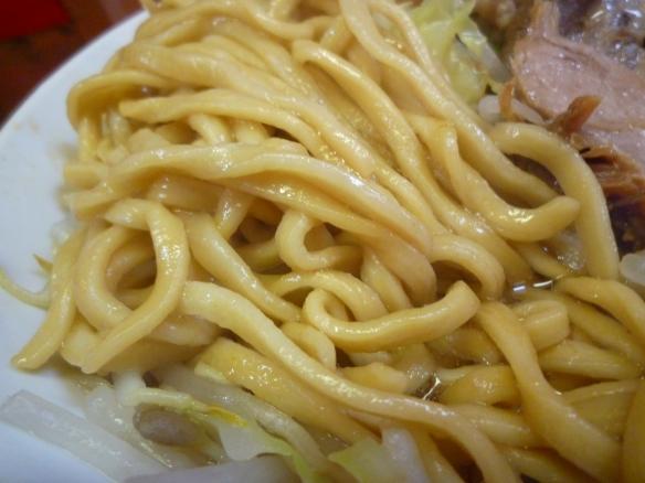 12年8月9日 三田本店 麺