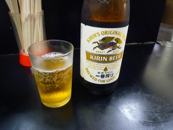 12年8月18日 鶴見 ビール