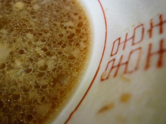 12年8月20日 品川 スープ