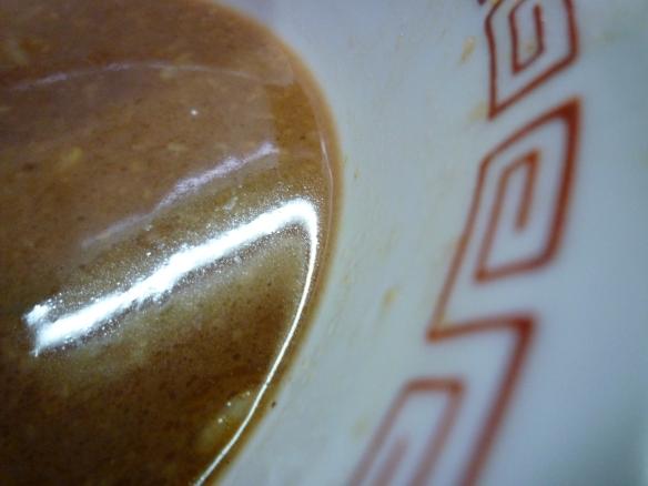 12年8月30日 豚親分 スープ