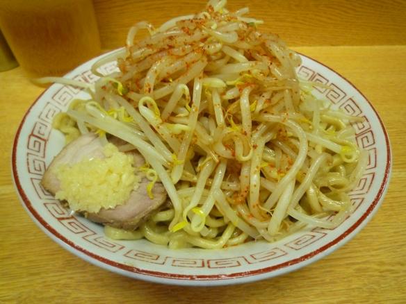 12年9月1日 代田 汁なしピリ辛麺