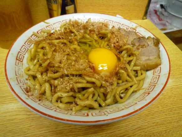 新代田 12年9月26日 鰹節と卵