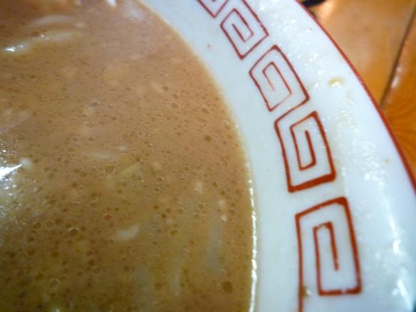 12年10月2日 豚親分 スープ