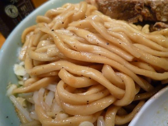12年10月12日 野猿 麺