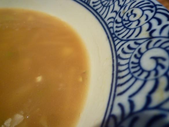 12年10月28日 燈郎 スープ