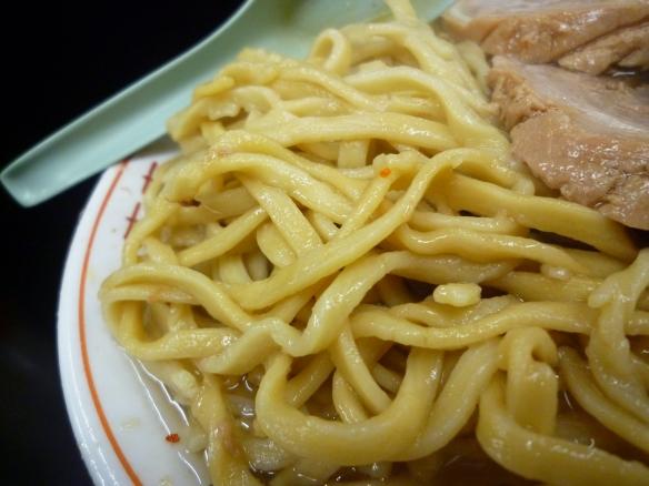 12年12月13日 鶴見 麺