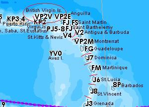 VP2V map