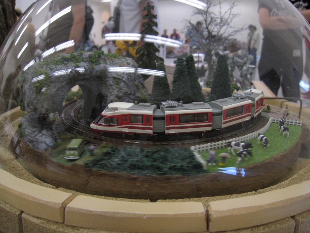 信州模型人会様:電車