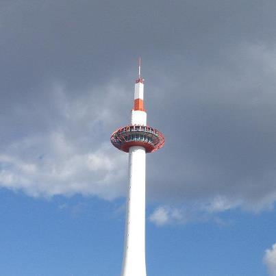 201212京都タワー
