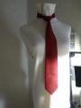 ネクタイが!