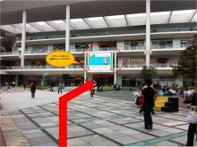 まつげエクステでメイク時間大幅短縮☆まつげエクステ専門店☆川崎-アクセスマップ01