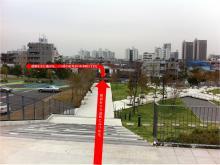 まつげエクステでメイク時間大幅短縮☆まつげエクステ専門店☆川崎-アクセスマップ06