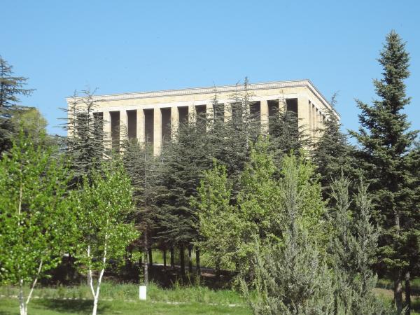 アタチュルク廟