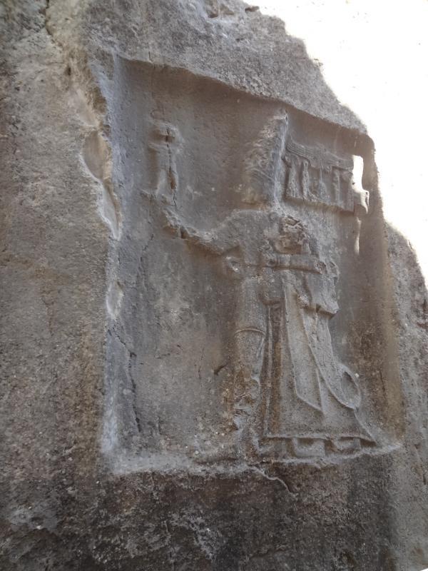 ヤズルカヤ遺跡3