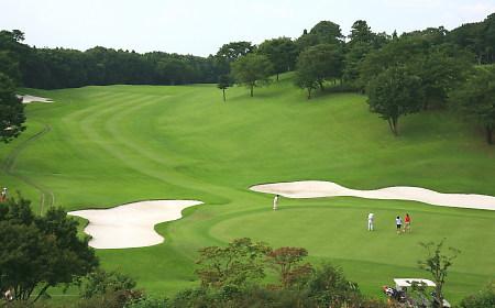 赤城ゴルフ倶楽部④