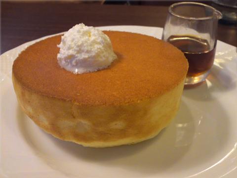 スフレパンケーキ-2