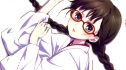 169yande.re 234181 megane oohigashi_yurie rdg__red_data_girl suzuhara_izumiko
