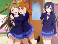 43yande.re 235898 kousaka_honoka love_live! minami_kotori seifuku sonoda_umi takabe_mitsuaki