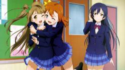 169yande.re 235898 kousaka_honoka love_live! minami_kotori seifuku sonoda_umi takabe_mitsuaki