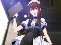 43yande.re 240122 maid makise_kurisu pantyhose steins;gate