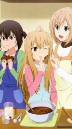 yande.re 240475 cream minami-ke minami_chiaki minami_haruka minami_kana satou_motoaki