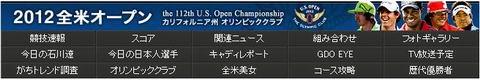 全米オープン