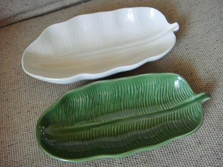 バナナリーフ皿4