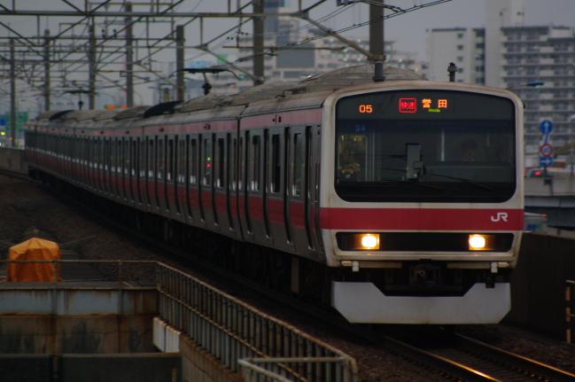 2012年4月25日 京葉線 ケヨ34