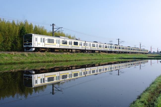 2012年4月29日 水 マリC601 成東-求名