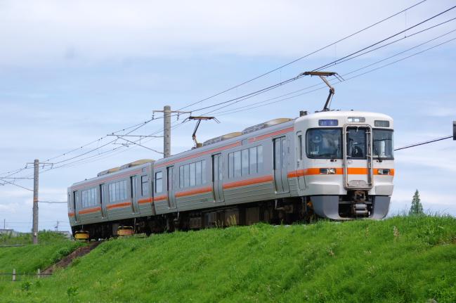 2012年5月 GW 313系