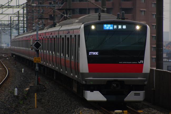 2012年5月8日 総武線 2730E ケヨ517