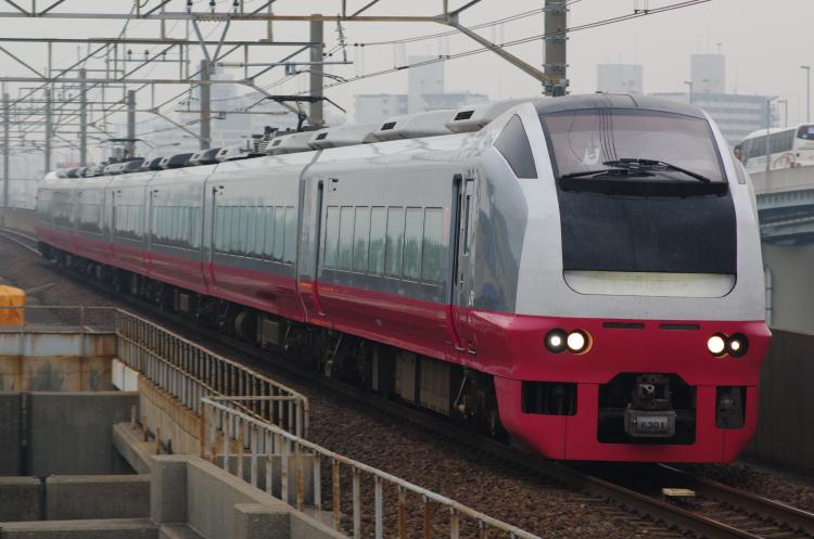 2012年5月9日 京葉線 K301 舞浜