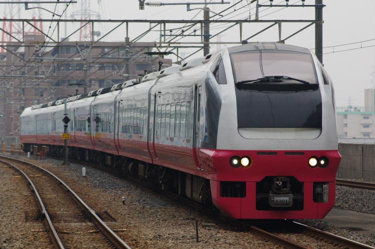2012年5月9日 京葉線 K301 西船橋