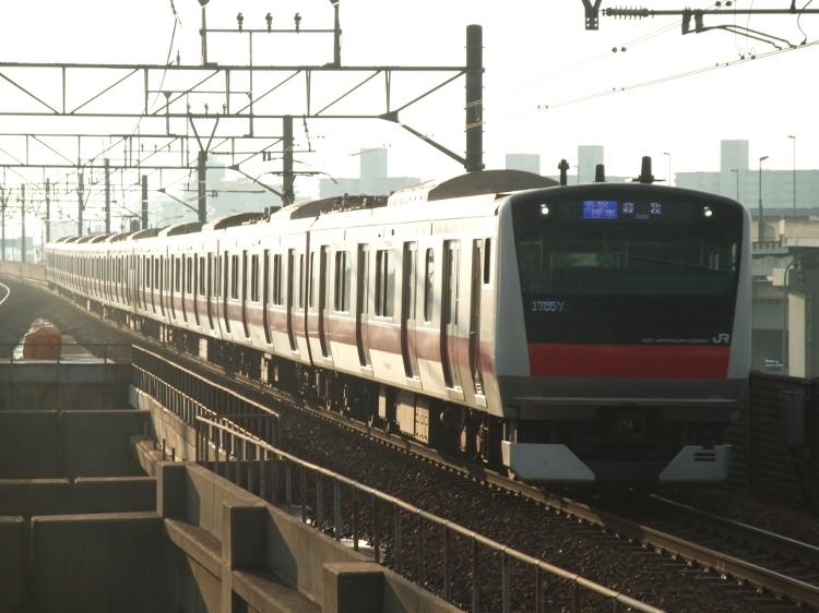 2012年5月10日 京葉線 ケヨ551