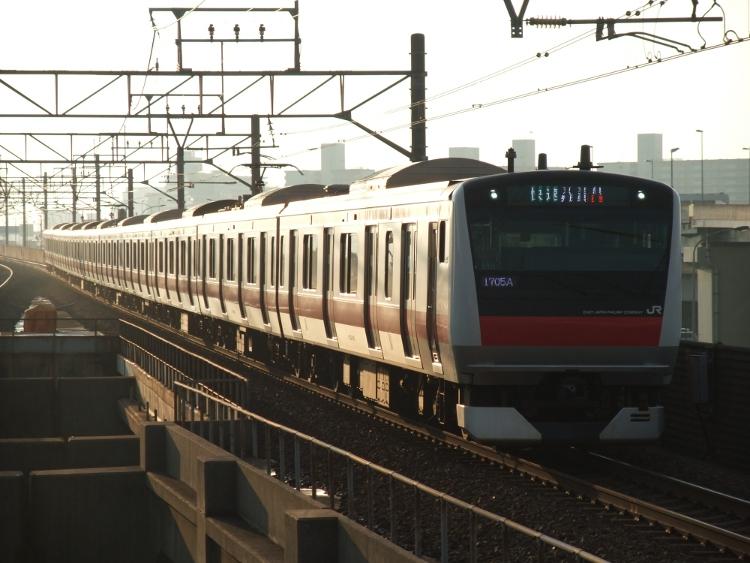 2012年5月10日 京葉線 GBC ケヨ515