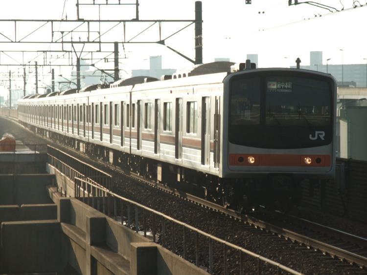 2012年5月10日 京葉線 GBC M63