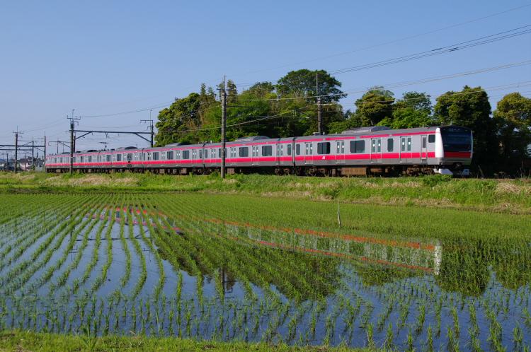 2012年5月13日 外房線 ケヨ551