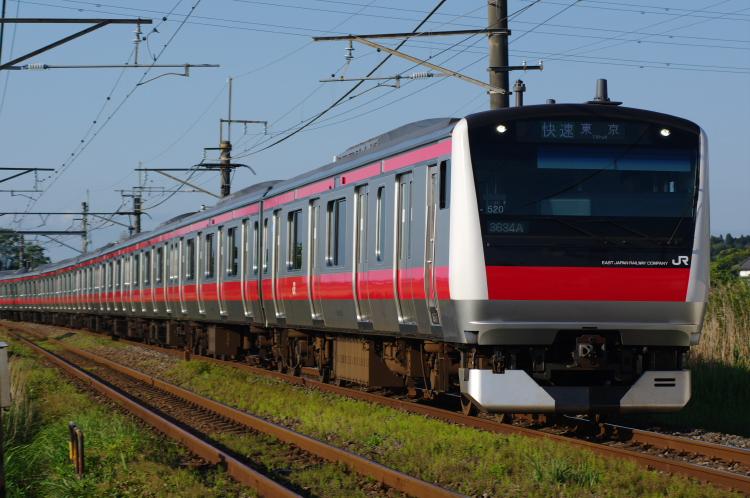 2012年5月13日 外房線 ケヨ520